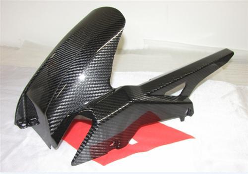 Für Suzuki GSR750 GSR 750 Carbon Hinterradabdeckung u Ketenschutz