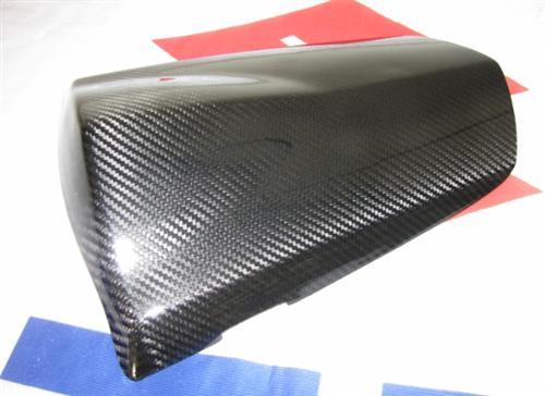 Passend für Suzuki K3 K4 2003 2004 GSX-1000 Carbon Soziusabdeckung