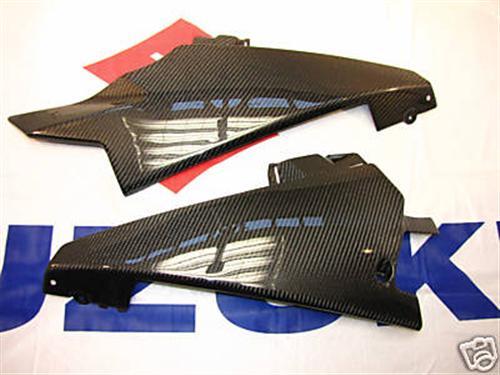 Passend für Suzuki Echt Carbon Seiten Verkleidung  K7 K8 GSX-1000-Bug