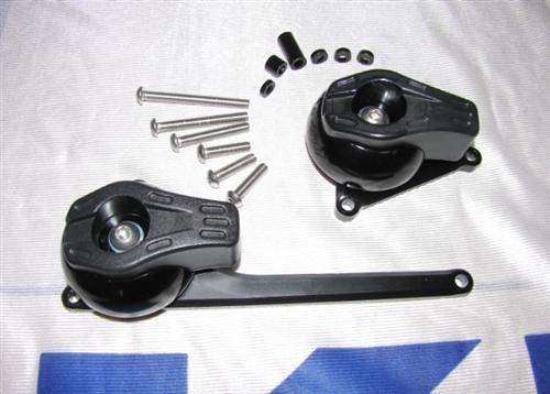 Passend für Suzuki GSX-R GSXR 600 750 K7 K6 K8 K9 Motor Sturzpad