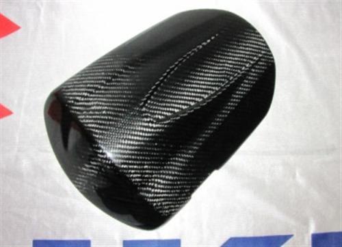 Passend für Suzuki Echt Carbon Sozius Abdeckung GSX-R600 750 K8 K9