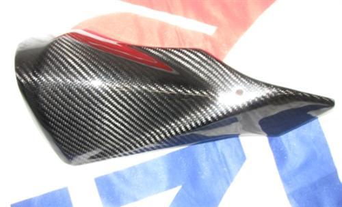 Passend für Suzuki Echt Carbon Auspuff Verkleidung GSX-R600 750 L1 L2