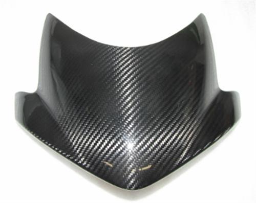 Passend für Triumph Speed Triple 1050 2011 Carbon Windschield Verkleidung Flyscreen