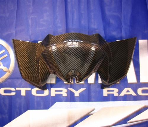 Für Yamaha Fazer FZ-1 06-07 Carbon Tank AIR BOX Abdeckung