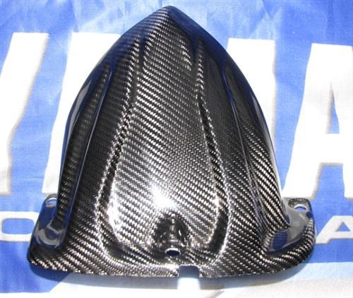 Passend für Yamaha Fazer FZ8 2011 RN25 ECHT Carbon Hinterradabdeckung rear hugger