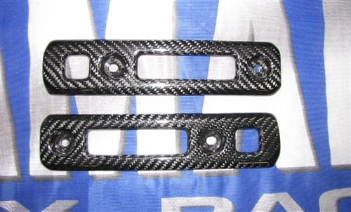 Passend für Yamaha Fazer FZ8 2011 RN25 ECHT Carbon Kühler Seitenverkleidung