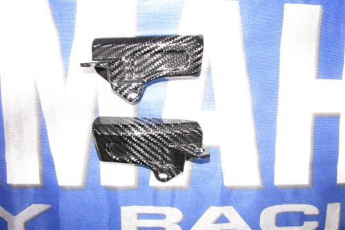 Passend für Yamaha Fazer FZ8 2011 RN25 ECHT Carbon Kühler Seitenverkleidung oben