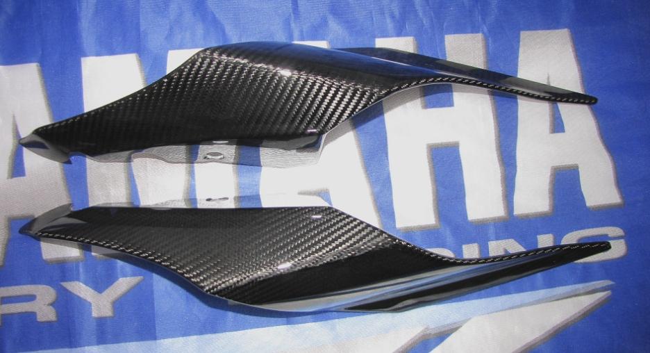 Passend für Yamaha RN32 R1 2015 Echt Carbon Heck  Verkleidung
