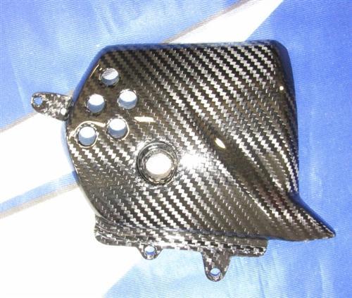 Passend für Yamaha XJ6 2009 09  Carbon Seiten Verkleidung rechts