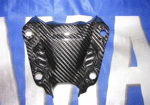 Passend für Yamaha YZF MT07 MT-07 RM04 Carbon Lampen Maske MITTE 2