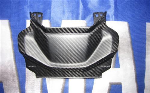 Passend für Yamaha YZF MT07 MT-07 RM04 Carbon Matt Heck MITTE Verkleidung