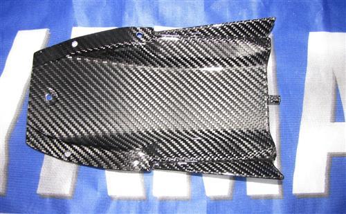 Passend für Yamaha YZF MT07 MT-07 RM04 Carbon Heck Unterverkleidung