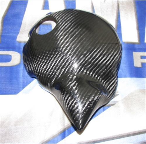 Passend für Yamaha R1 RN12 Echt Carbon Kupplungsdeckel 2004-2006