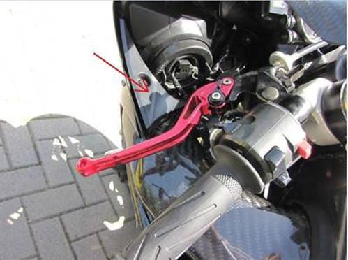 Passend für Yamaha R1 RN12 Echt Carbon RAM AIR Abdeckung  2004-2006