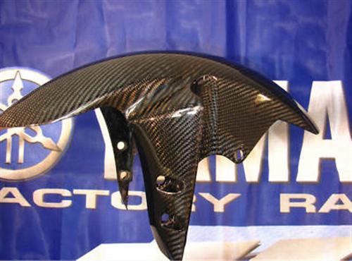 Für Yamaha  FZ1 RN12 RN19 R1 04 R6 05 Echt Carbon Kotflügel