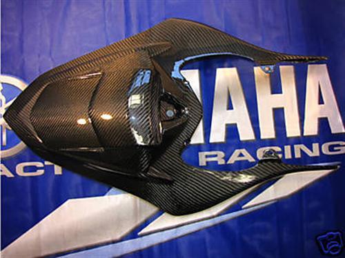 Für Yamaha R1 RN19 Echt Carbon Heck Verkleidung 2007-2008