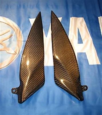 Für Yamaha RN19 YZF Echt Carbon Tank Seitenteile **TOP**