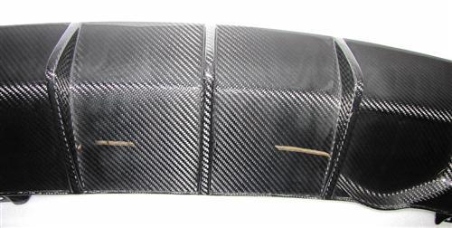 f r audi a1 s line echt carbon dtm style diffusor heck. Black Bedroom Furniture Sets. Home Design Ideas