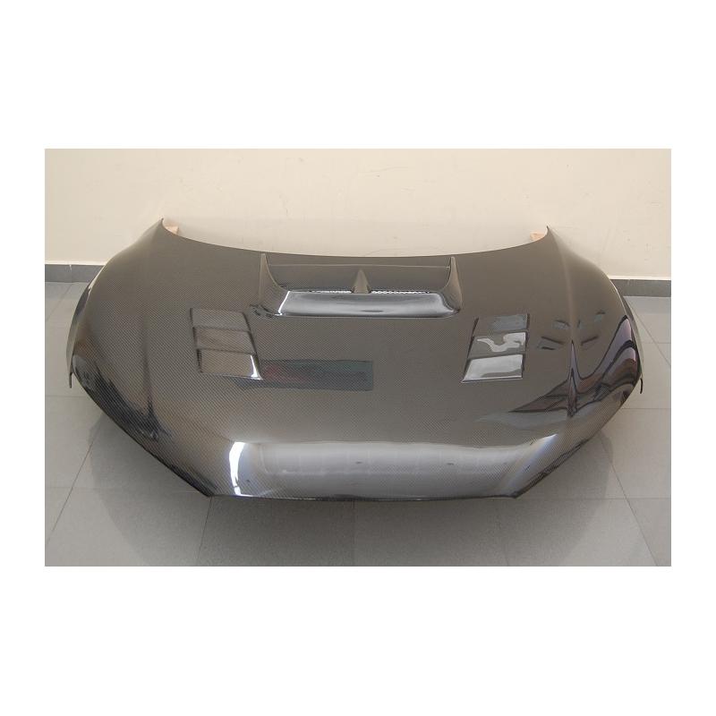 Passend für Audi R8 2011 ECHT Carbon Motorhaube
