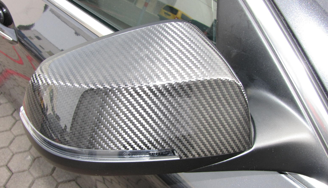 Passend für BMW M F10,F11 F07F18 6 F06 F12 F13 7 F01 F02 LCI ab 2013Carb