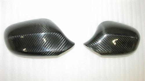 Passend für BMW M E90 91 08-11 Facelift ECHT Carbon Spiegel Cover Tuning