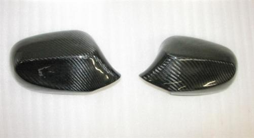 Passend für BMW M E82,E88 Facelift ab2011 ECHT Carbon Spiegel Cover rech
