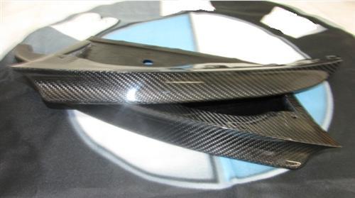 Passend für BMW M E81,E87 ECHT Carbon Spoiler Sroßstange Flaps M-Paket