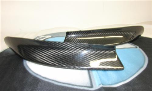 f r bmw e46 carbon flaps spoiler sto stange m paket csl style. Black Bedroom Furniture Sets. Home Design Ideas