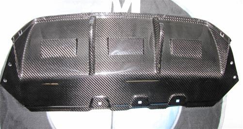 Passend für BMW M 5 F10 F11 M5 ECHT Carbon DTM Style Heckstoßstange Heck