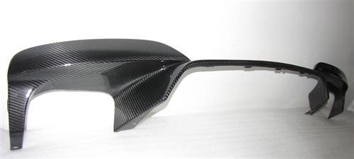 Passend für BMW M 6 F12 F13 M6 ECHT Carbon Heckstoßstange Heck Diffusor