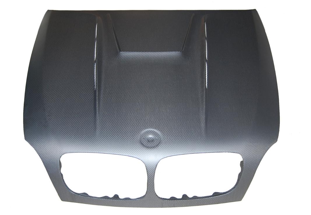 Passend für BMW X5 X5M  Carbon Haube DTM Style GT V3  E70 E71 E72