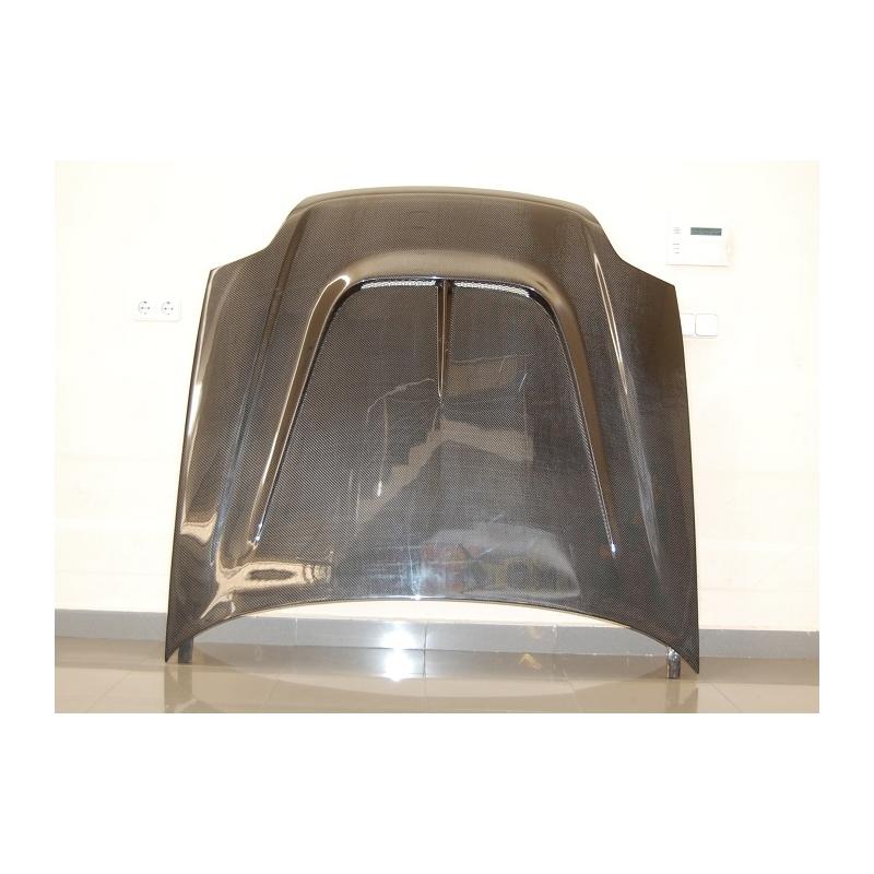 Für HONDA CIVIC 2006 COUPE ECHT Carbon Motorhaube Ohne