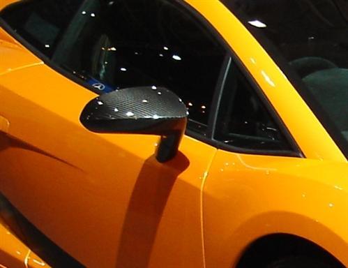 Für Lamborghini Gallardo LP500 LP560 Echt Carbon Rückspiegel Spiegel