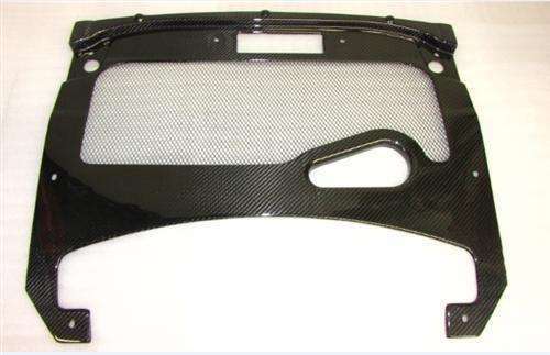 Für Lamborghini Gallardo LP560 Echt Carbon Motor Abdeckung 1von4