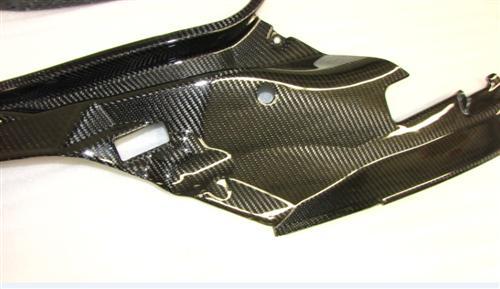 Für Lamborghini Gallardo LP560 Echt Carbon Kofferraum vorne Abdeckung