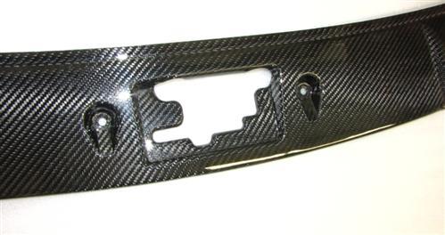 Für Lamborghini Gallardo LP560 Echt Carbon Kofferraum mittel Abdeckung