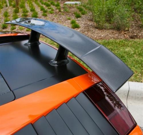 Für Lamborghini Gallardo LP570 LP530 Echt Carbon Heckflügel Heckspoiler