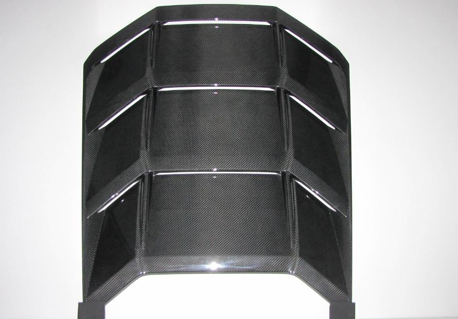 Für Lamborghini Huracán Huracan LP610-4 Carbon Heckfenster Heckscheibe Spolier