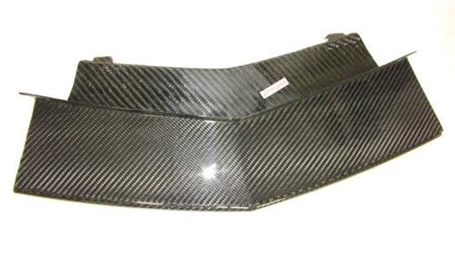 Für Lamborghini LP570 Echt Carbon Spoiler Frontschürze Superleggera