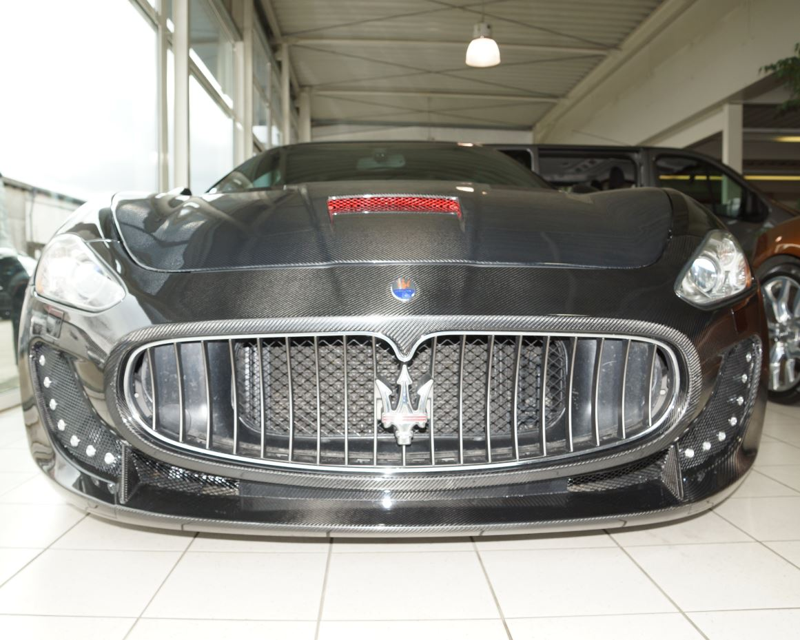 Passend für Maserati GT GTS Stradale GranTurismo Carbon Stoßstange  MH Style