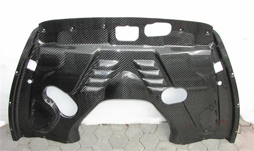 Passend für Maserati GT GTS Stradale GranTurismo Carbon12K Motorabdeckung MITTE MY2013 M