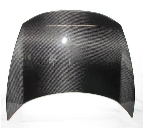 Passend für MCLAREN MP4 12C ECHT CARBON Haube Kofferraumhaube Motorhaube Front Hood