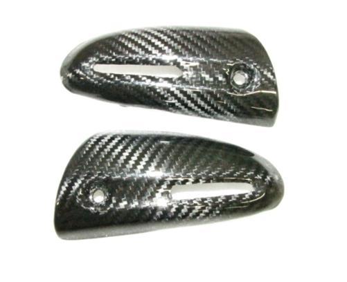 Für Porsche RS 911 997 987 Cayman R Spyder Boxster Carbon tür griffe für schlauf