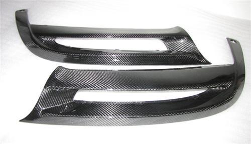 Passend für Porsche 981 Boxster Cayman Cabrio Echt Carbon Diffusor Heckdiffusor ohne PDC