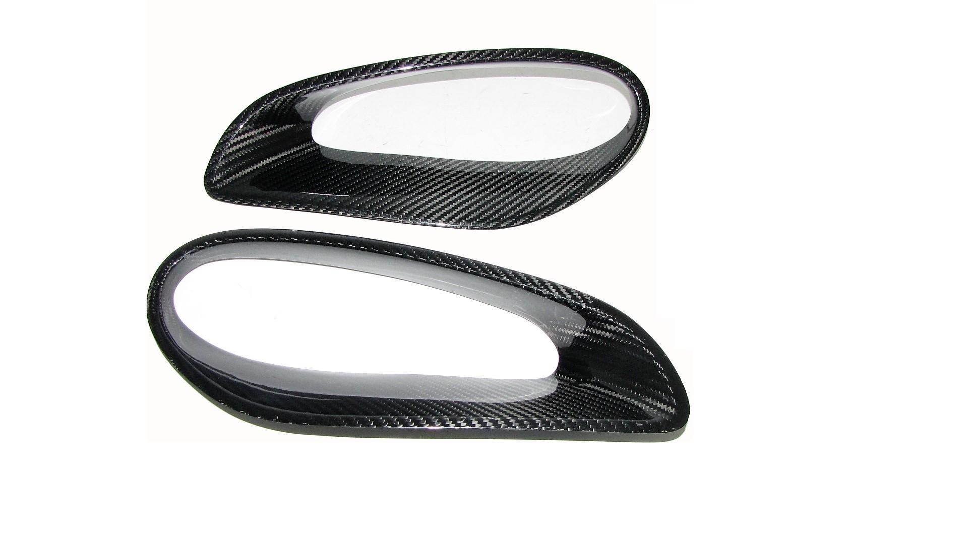 Für Porsche 991.2 991.1 Turbo 911 Carbon Ram Air Cover