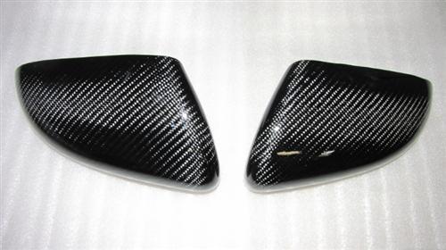 Passend für VW Golf 6 VI Carbon Spiegel Cover NEU
